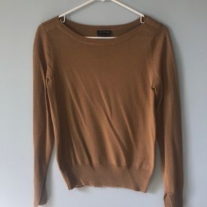 The Limited Brown Sweater